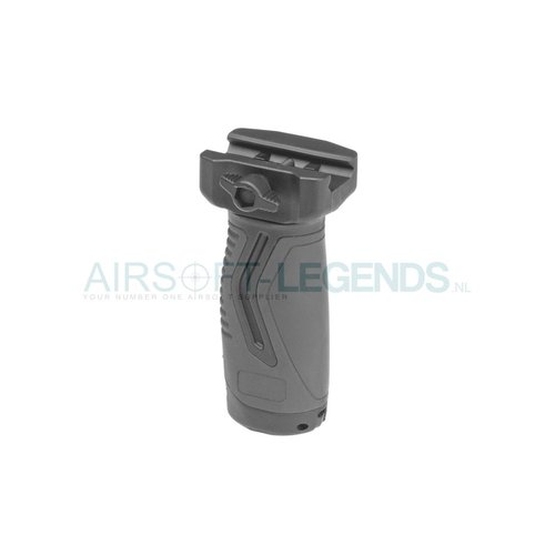 IMI Defense IMI Defense OVG Overmolding Vertical Grip Black