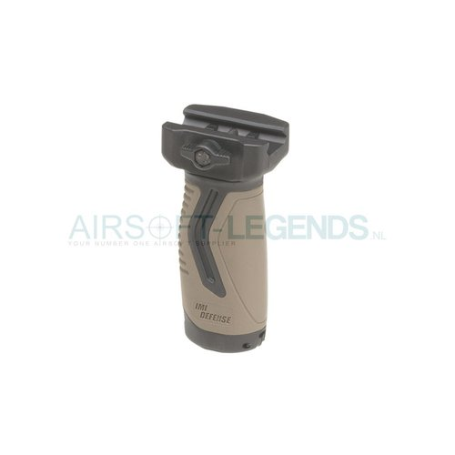 IMI Defense IMI Defense OVG Overmolding Vertical Grip Tan