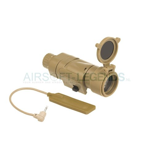 Element Element M3X Tactical Illuminator Long FDE