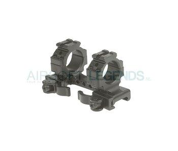 Leapers Integral QD Mount Medium 25.4mm
