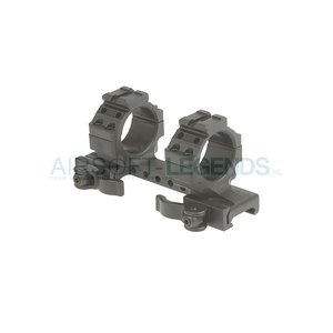 Leapers Leapers Integral QD Mount Medium 30mm