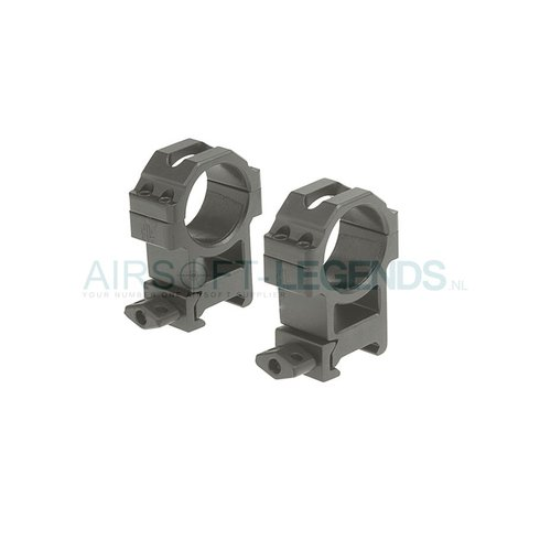 Leapers Leapers CNC - High Mount Rings 30mm