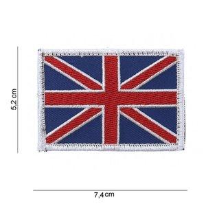 101Inc. 101Inc. UK Vlag | Stof met Velcro