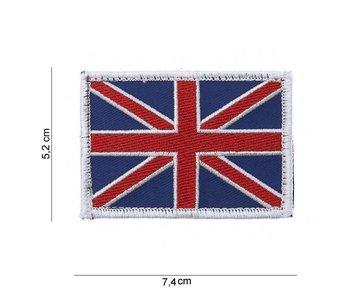 101Inc UK Flag | Stof met klitteband