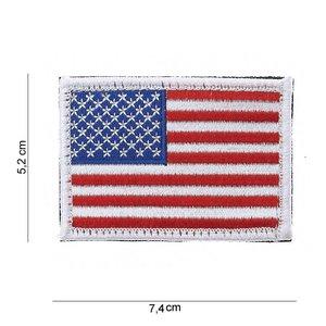 101Inc. 101Inc. US Vlag | Stof met Velcro