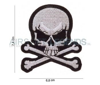 101Inc Skull Patch