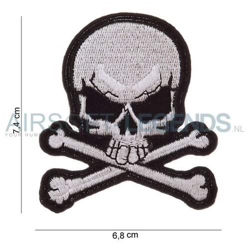 101Inc. 101Inc Skull Patch
