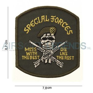 101Inc. 101Inc Special Forces Patch