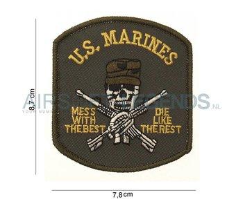 101Inc U.S. Marines Patch