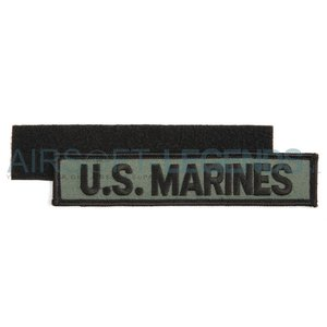 101Inc. 101Inc U.S.Marines Patch (Nametape)