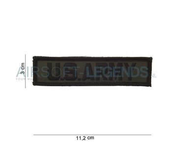 101Inc US Army Patch (Name Tape)