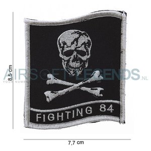 101Inc. 101Inc Fighting 84th Skull Patch