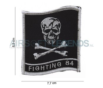 101Inc Fighting 84th Skull Patch
