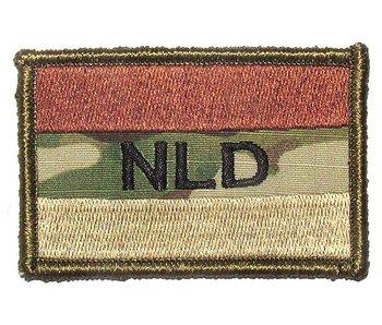 NLD Flag Multicam