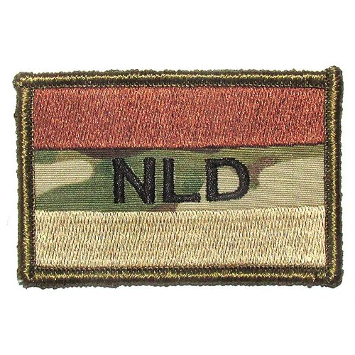 Airsoft-Legends NLD Flag Multicam