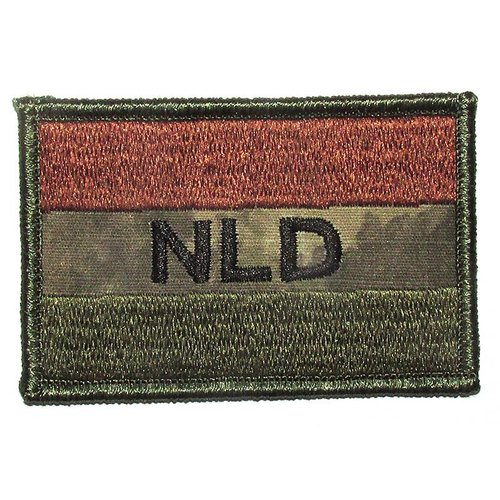 Airsoft-Legends NLD Patch in A-TACS-AU