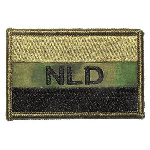 Airsoft-Legends NLD Patch in A-TACS-FG