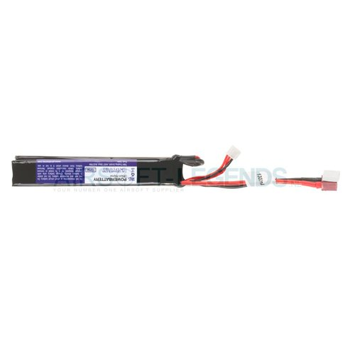 Pirate Arms Pirate Arms LiPo 7.4V 1300mAh 15C Twin Type T-Plug