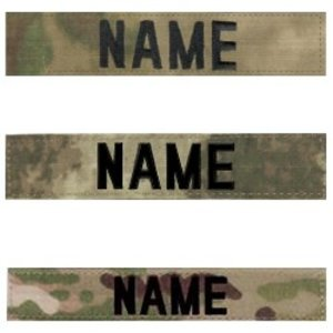 Airsoft-Legends Airsoft-Legends Custom Nametape (Tan of OD)