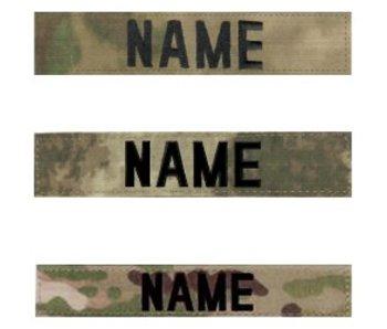 Custom Nametape (Tan of OD)