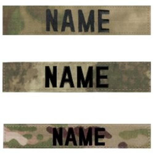 Airsoft-Legends Custom Name Tape (Tan and OD)