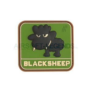 JTG JTG Little Blacksheep Rubber Patch Multicam