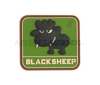 JTG Little Blacksheep Rubber Patch Multicam
