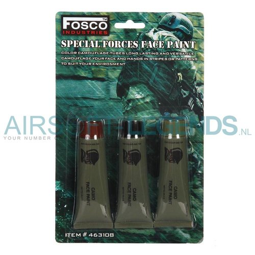 Fosco Fosco Camo Tube 3 Colors