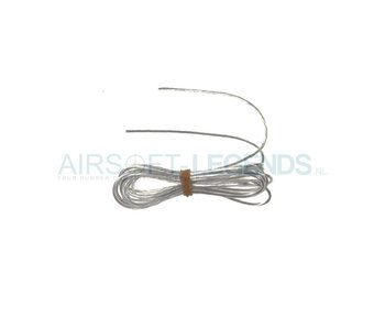 King Arms Silver Cord 2m