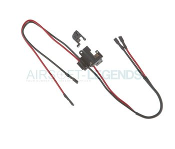 Guarder Switch Assembly Front