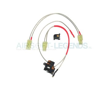 Element Silver Wire Set Ver II Rear Wiring