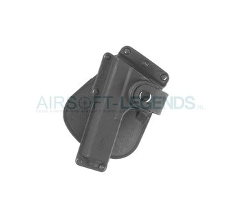 Fobus Tactical Roto Paddle Holster Glock 19 / 23 Left Handed