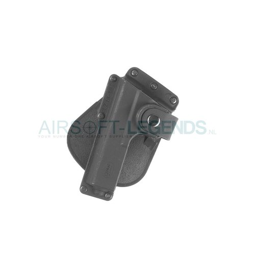 Fobus Fobus Tactical Roto Paddle Holster Glock 19 / 23 Left Handed