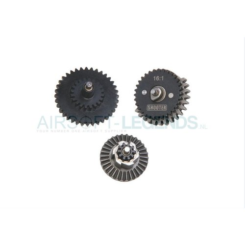 Ares Ares 16:1 Hi-Speed Steel Gear Set