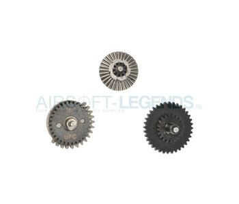 Union Fire Company 16:1 Hi-Speed Steel CNC Gear Set