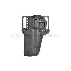 Blackhawk Blackhawk CQC SERPA Holster Glock 17/22/31 Left