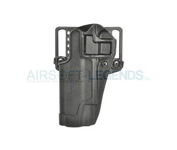 Blackhawk CQC SERPA Holster Glock 17/22/31 Left