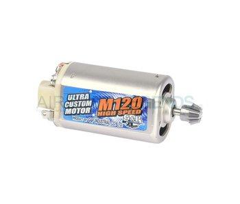 G&P M120 High Speed Motor Short Type