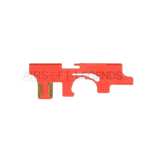 Prometheus Prometheus EG Hard Selector Plate for MP5