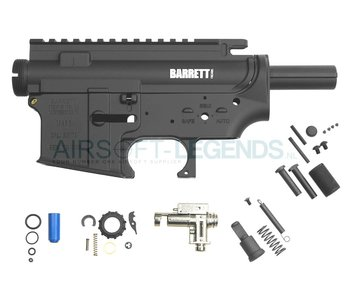 Madbull Barret M4 Metal Body Ver 2 with Ultimate Hopup