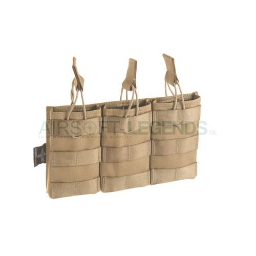 Invader Gear Invader Gear 5.56 Triple Direct Action Mag Pouch