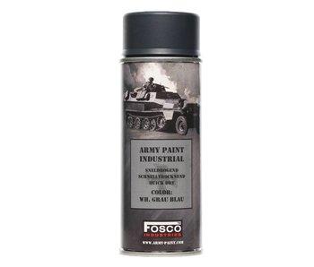 Fosco Army Paint 400ml - WH.Grau Blau