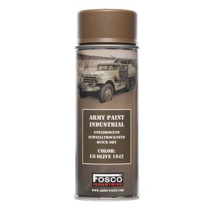 Fosco Fosco Army Paint 400ml - US Olive 1942