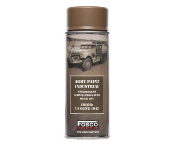 Fosco Army Paint 400ml - US Olive 1942
