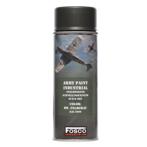 Fosco Fosco Army Paint 400ml - BW.Feldgrau RAL6006