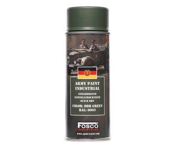 Fosco Army Paint 400ml - GDR Green RAL6003