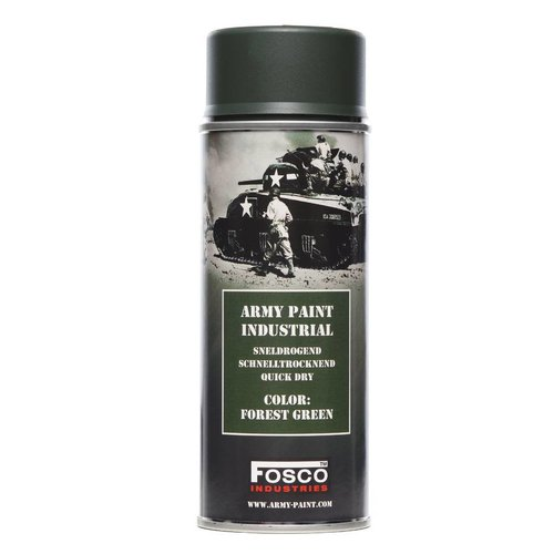 Fosco Fosco Army Paint 400ml - Forest Green