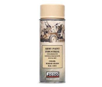 Fosco Army Paint 400ml - Marsh Grass RAL1001