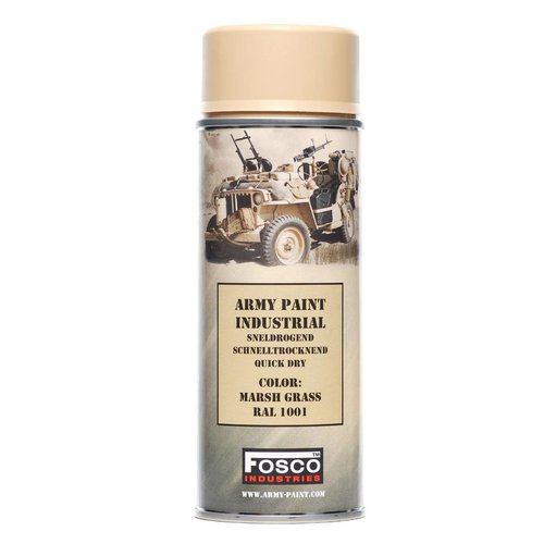 Fosco Fosco Army Paint 400ml - Marsh Grass RAL1001