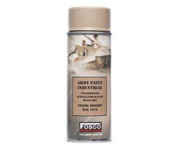 Fosco Army Paint 400ml - Desert RAL1019